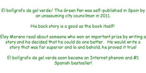 Green pen bio