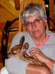 Sue and Bambi