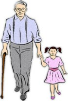 grandfather-clipart-granddaughter-grandfather