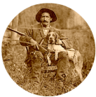 old-hunter-and-dog-circle