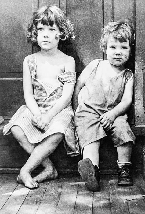 depression era children