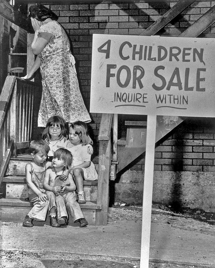 four children for sale