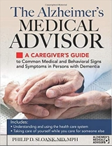 alzheimer's medical advisor cover