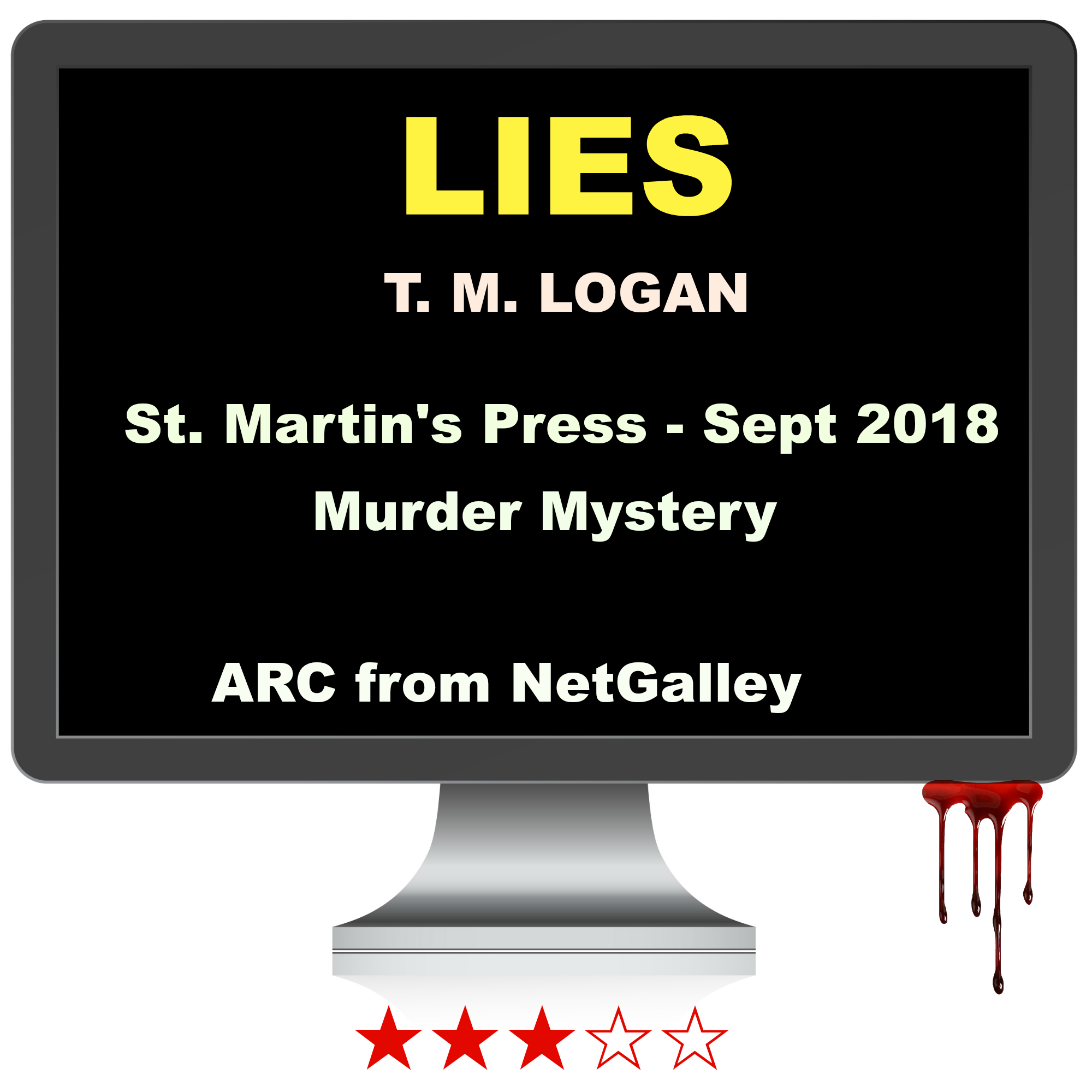 lies graphic