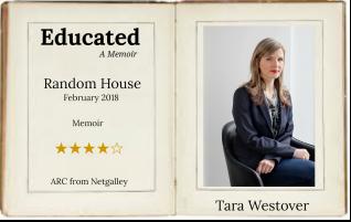 EDUCATED | an itzey bitzey book blog